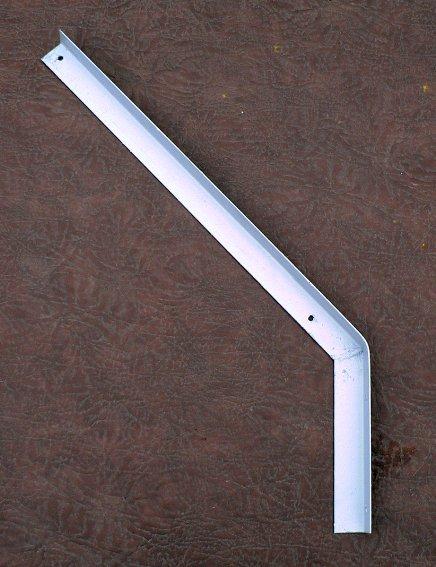 Кронштейны для колючей проволоки, СББ наклонные балки Г образные