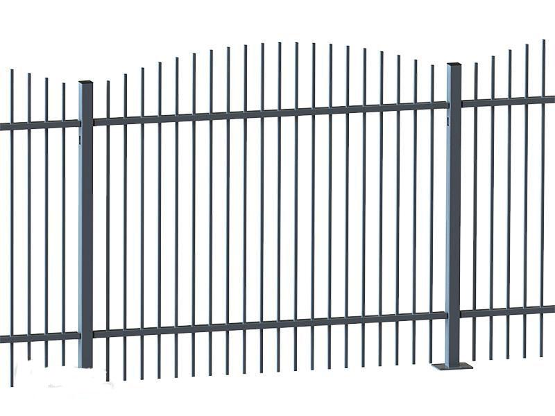 Сварить забор из труб своими руками 1